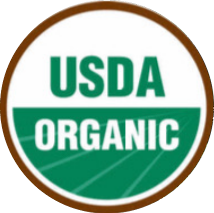 USDA Organic Sticker